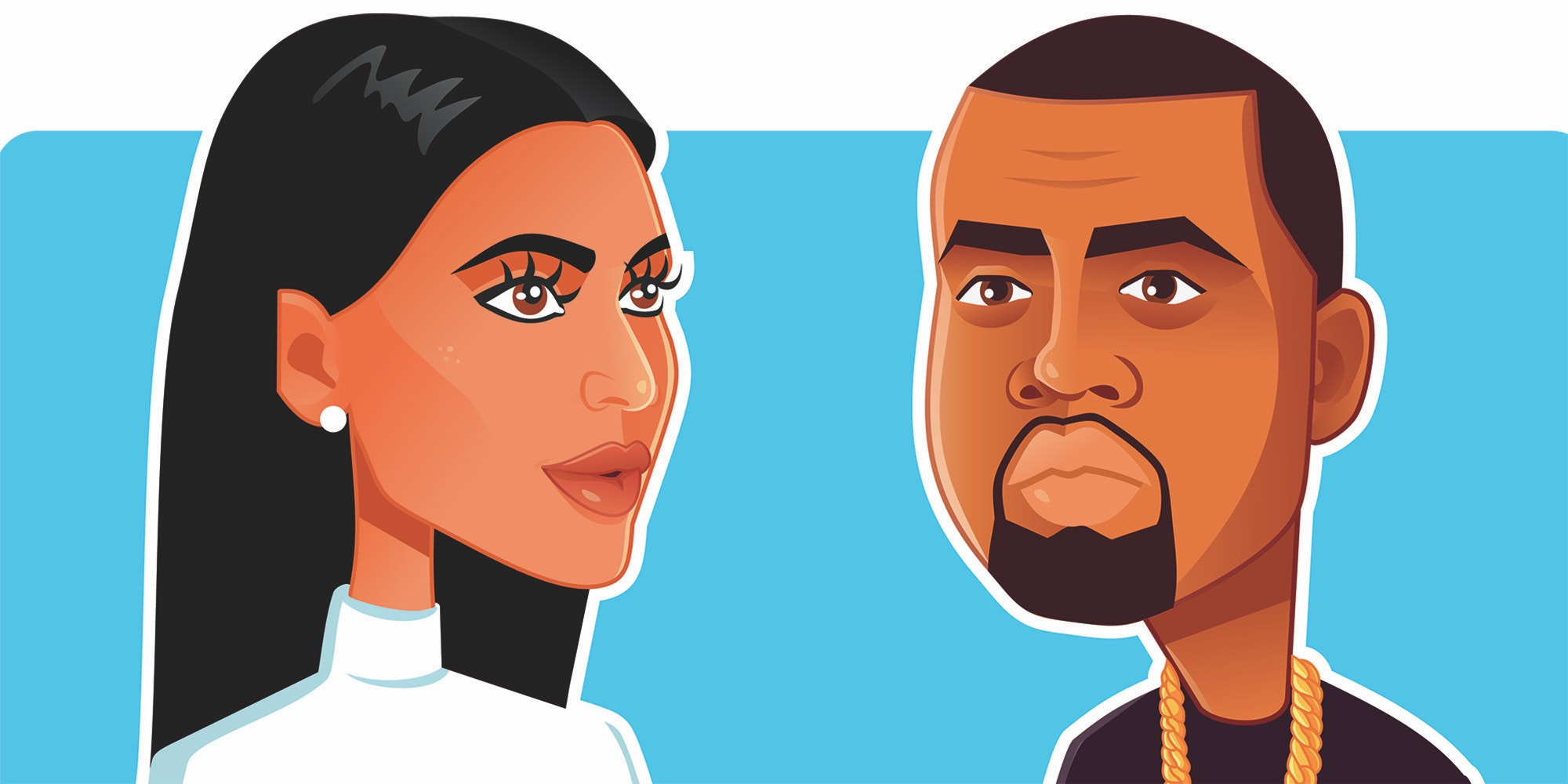 kim and kanye divorce report