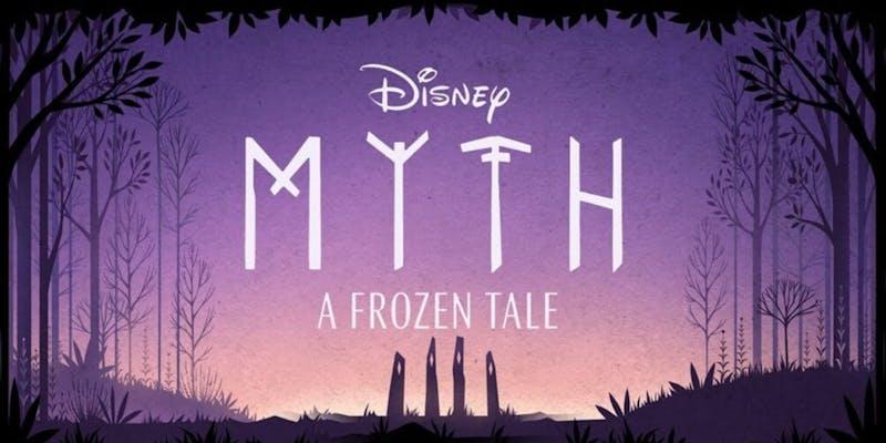 myth a frozen tale what's new on Disney Plus February 2021 Disney Plus new