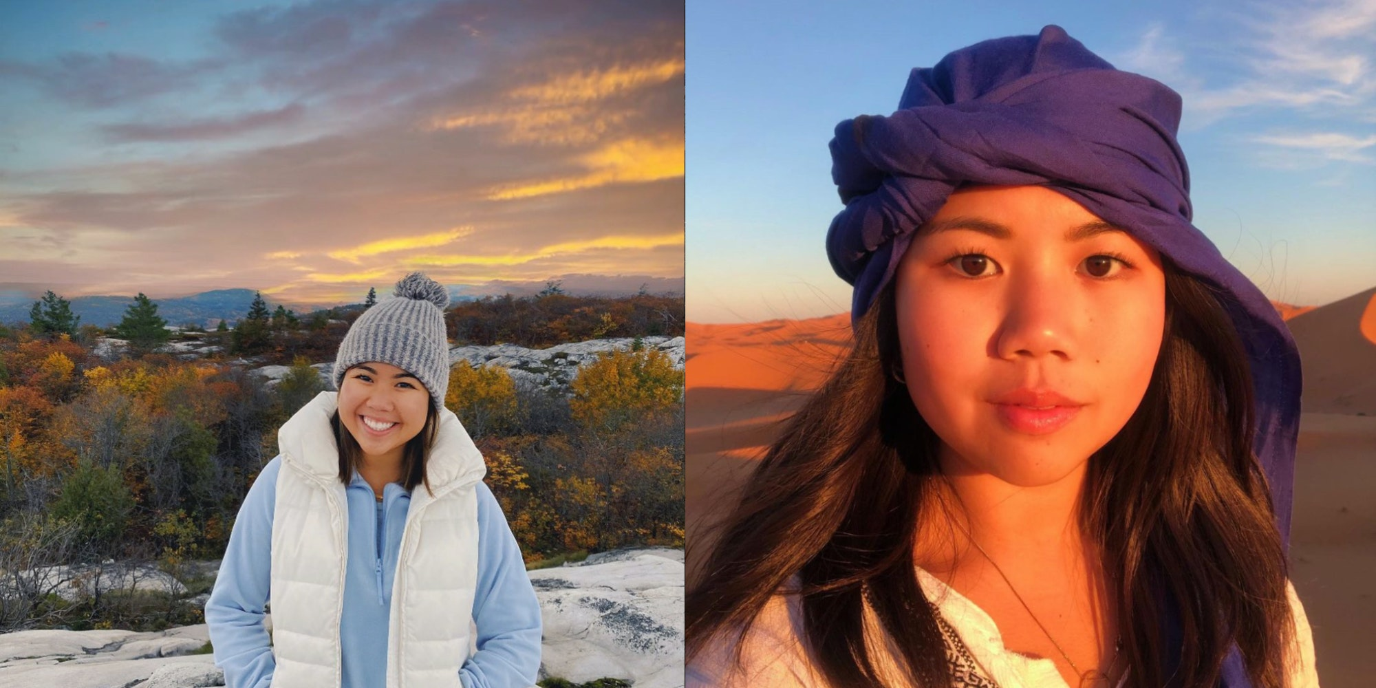 Travel Instagrammer dies after calling boyfriend to say she was lost on mountain