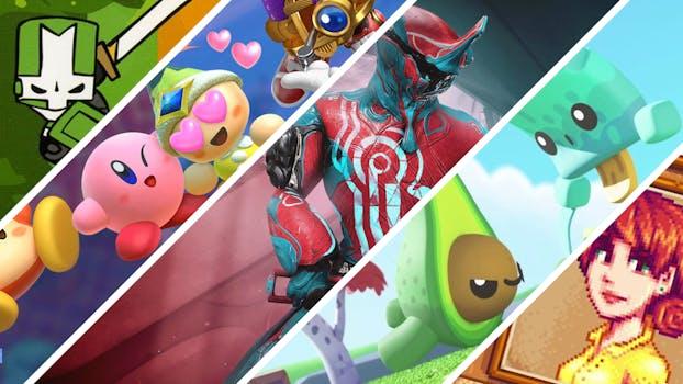 Nintendo Switch multiplayer co-op