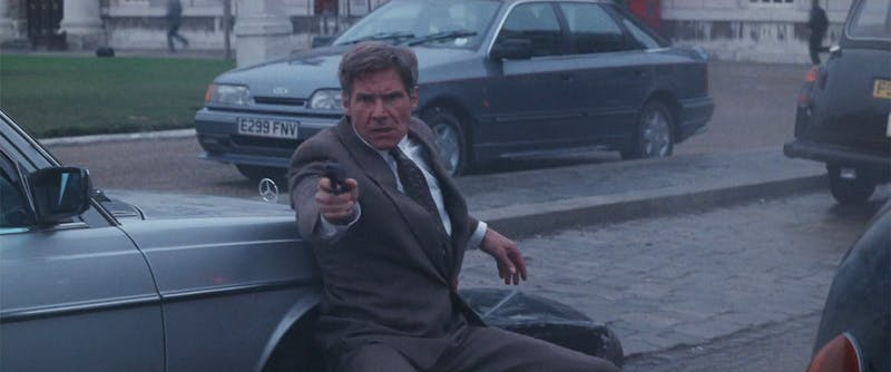 patriot games with harrison ford