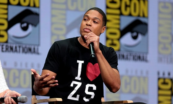 ray fisher the flash