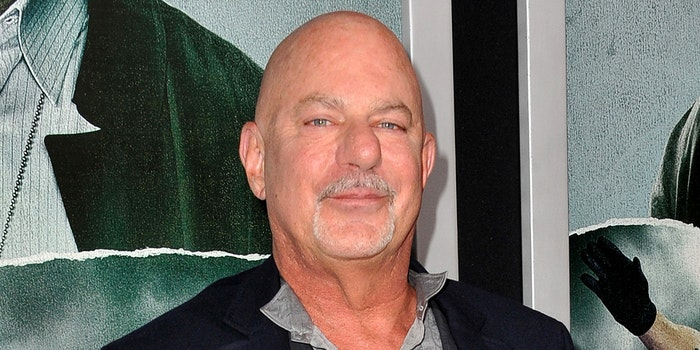 """Director Rob Cohen at the Los Angeles premiere of his movie """"Alex Cross"""" at the Cinerama Dome, Hollywood."""