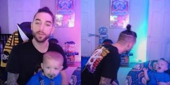 twitch streamer buckkerz baby