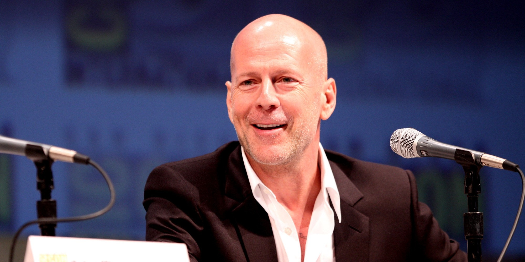 Hollywood actor Bruce Willis