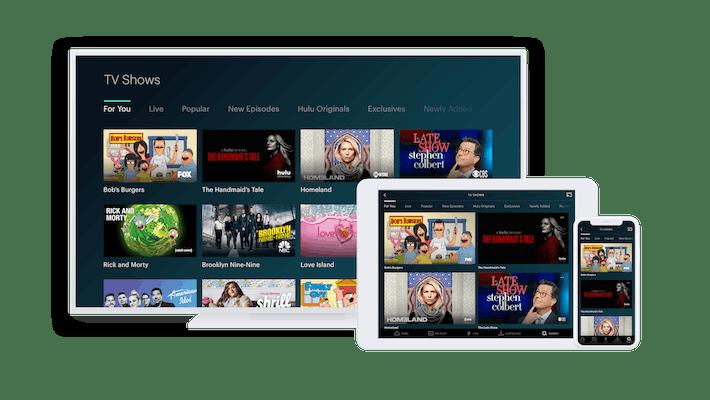 Hulu devices