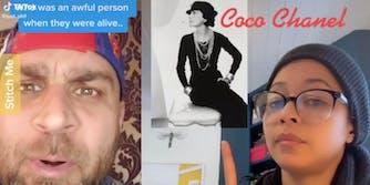 TikTok Challenge claims Coco Chanel was a Nazi spy