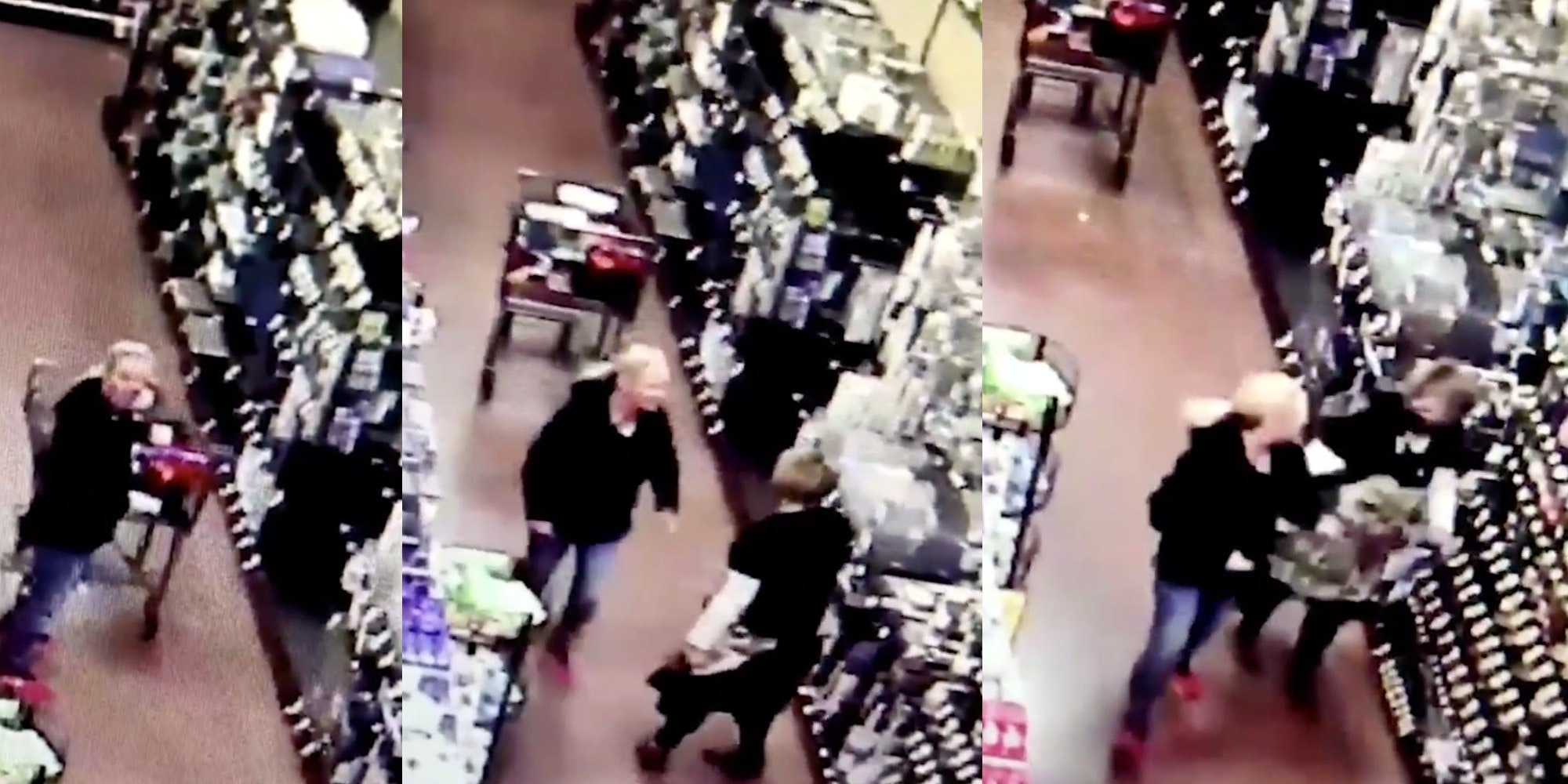 Colorado woman slaps grocery store worker over mask dispute