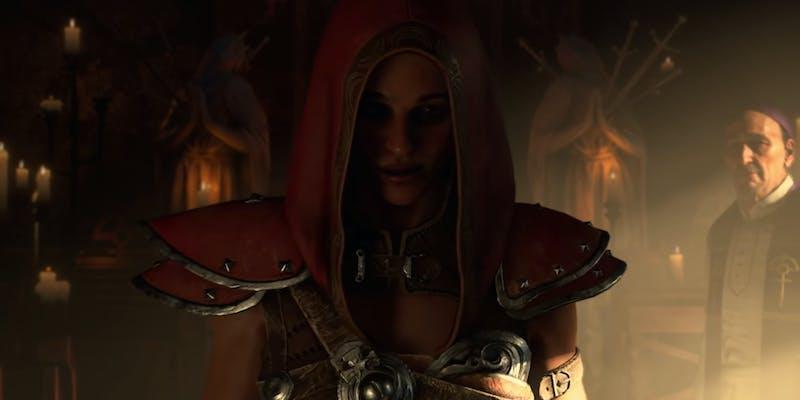 Rouge - Diablo 4