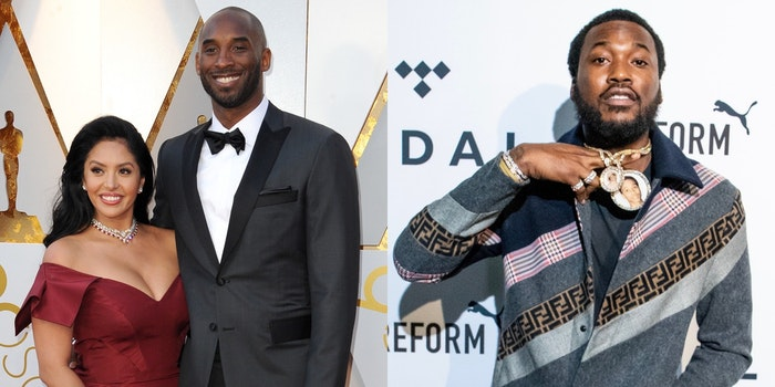 Vanessa Bryant criticizes Meek Mill for disrespectful Kobe lyric