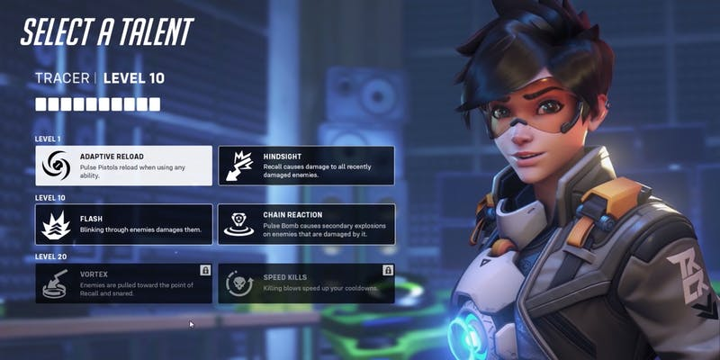 Overwatch 2 - Tracer - anticipated games 2021