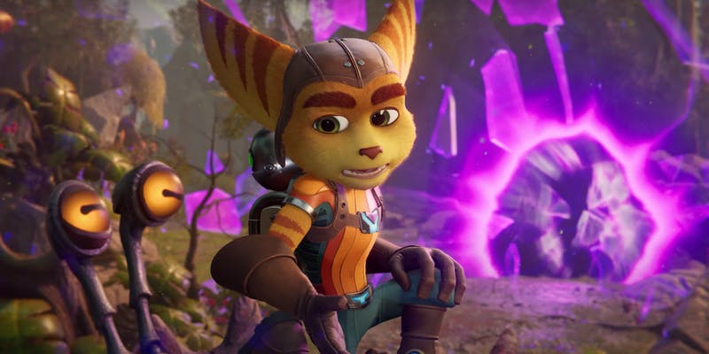 Anticipated 2021 video game Ratchet and Clank