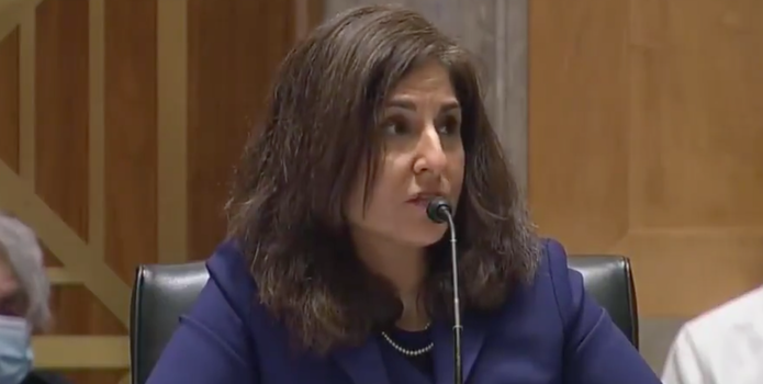 neera tanden explains mean tweets at confirmation hearing
