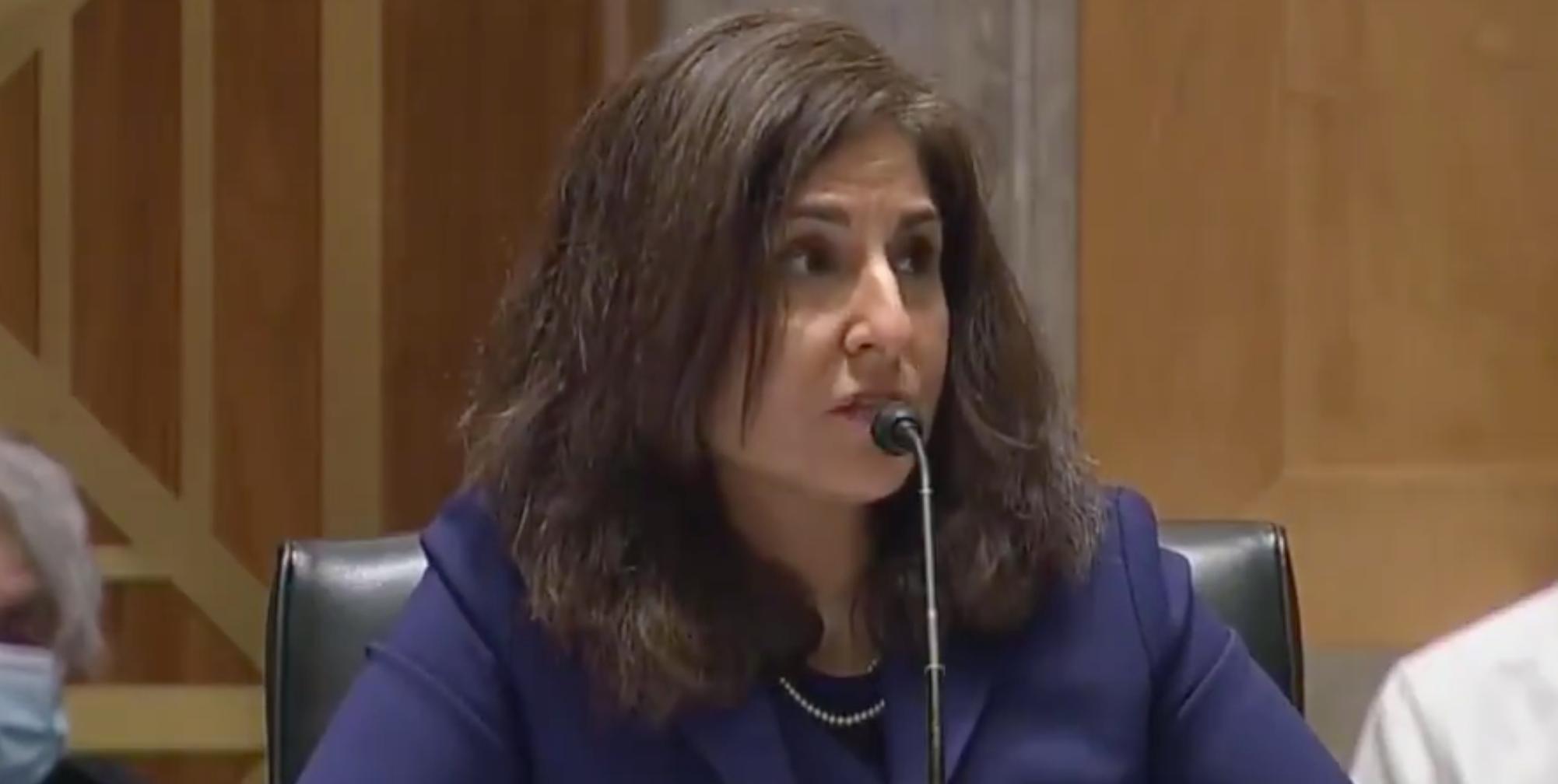 neera tanden explains mean tweets at confirmation hearing