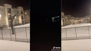 TikTok in Denton apartment complex shows people screaming as power goes out