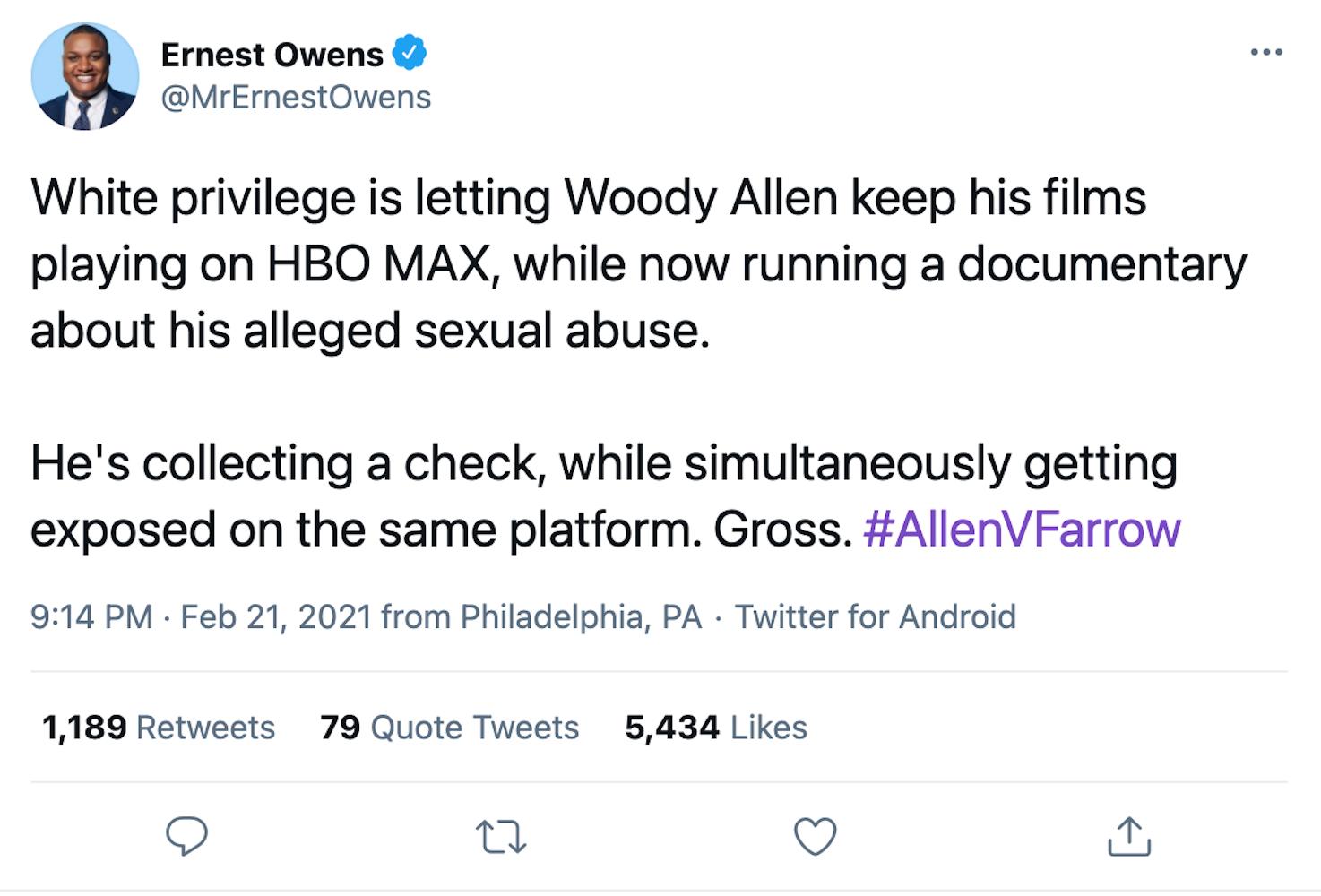 allen v farrow ernest owens tweet