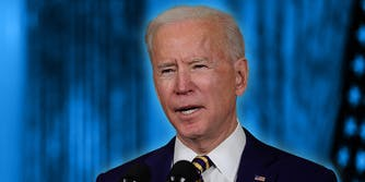 U.S. President Joe Biden delivers a foreign policy address