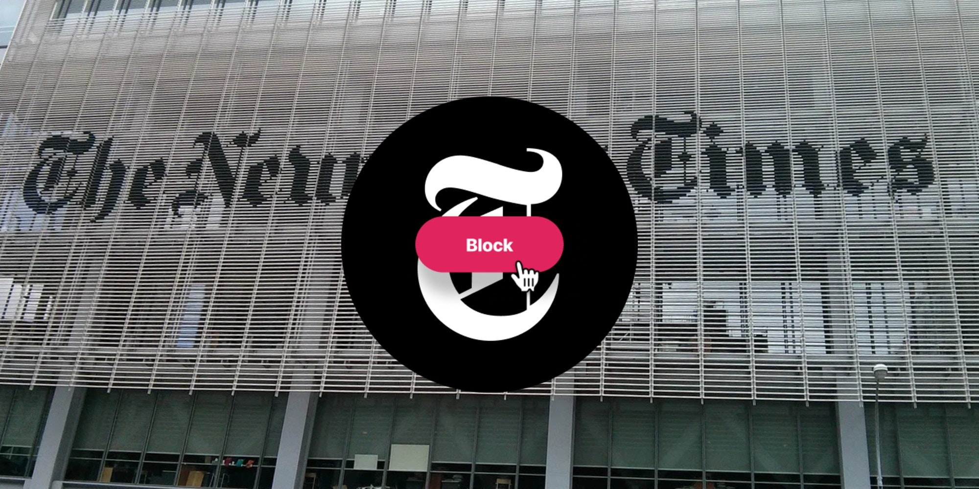 Block The New York times