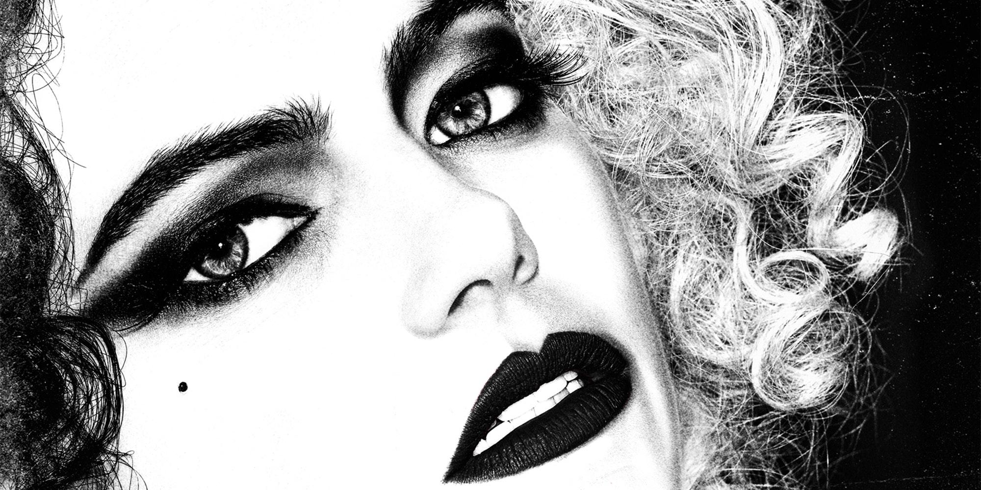 Emma Stone as Cruella De Ville