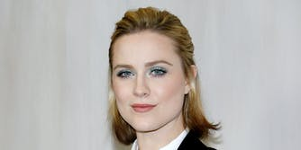 Photo of Evan Rachel Wood, one of the women who accused musician Marilyn Manson of abuse.