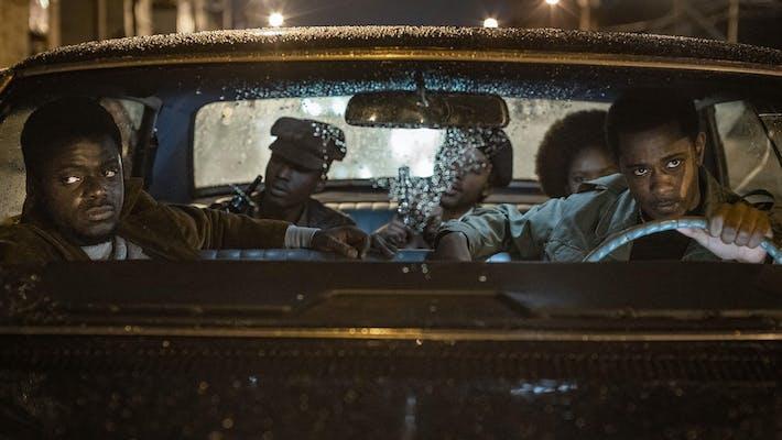 judas and the black messiah car