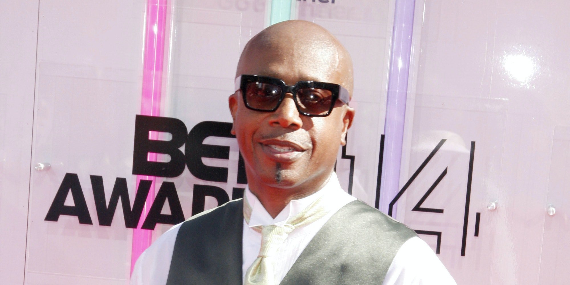 MC Hammer at the 2014 BET Awards