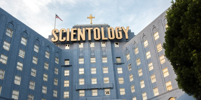 picture of the church of scientology