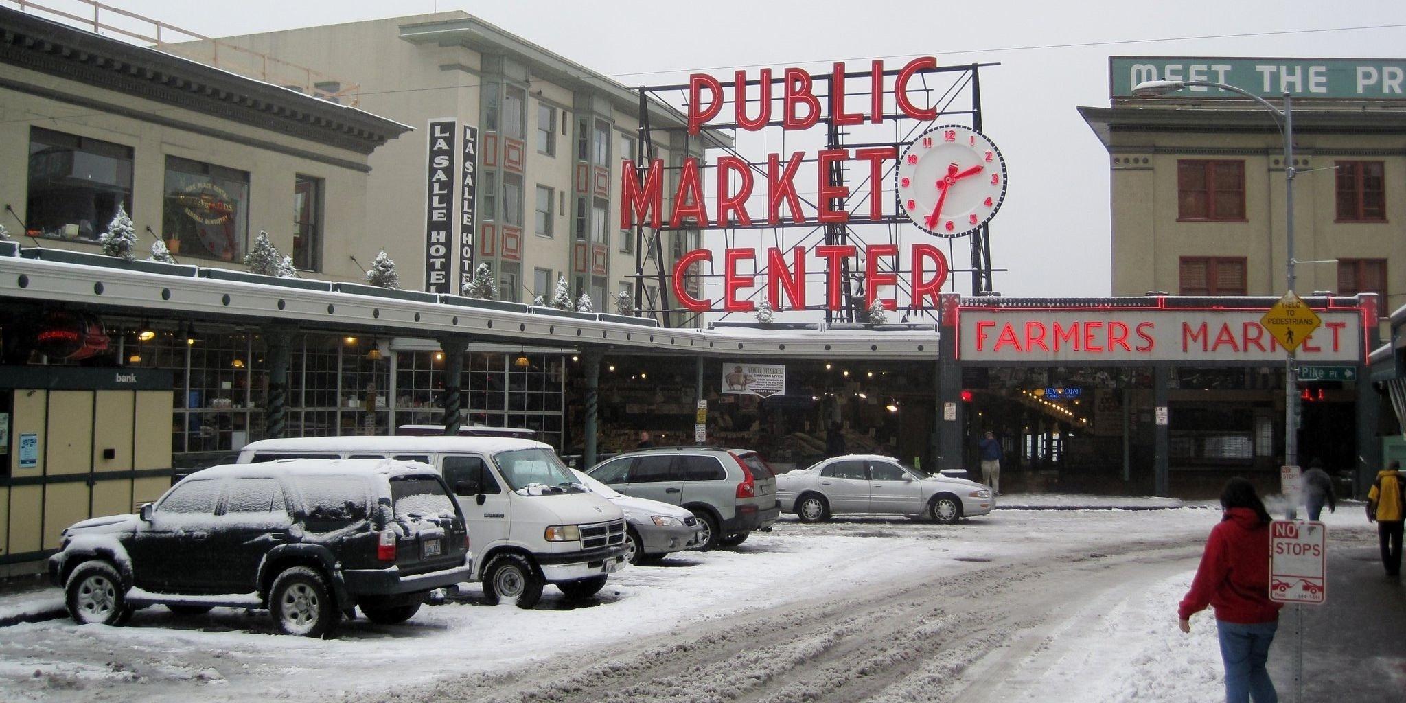 seattle snow storm