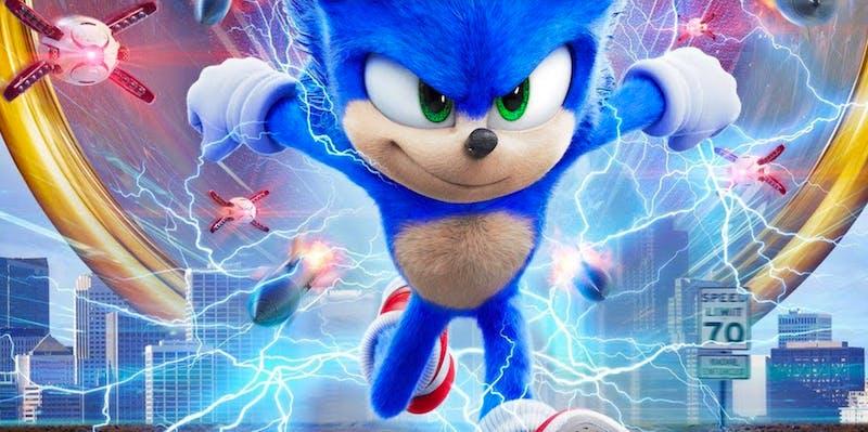 new on amazon prime video - sonic the hedgehog