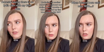 TikToker DNA test told her she was the wrong age