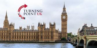 London and the Turning Point UK logo
