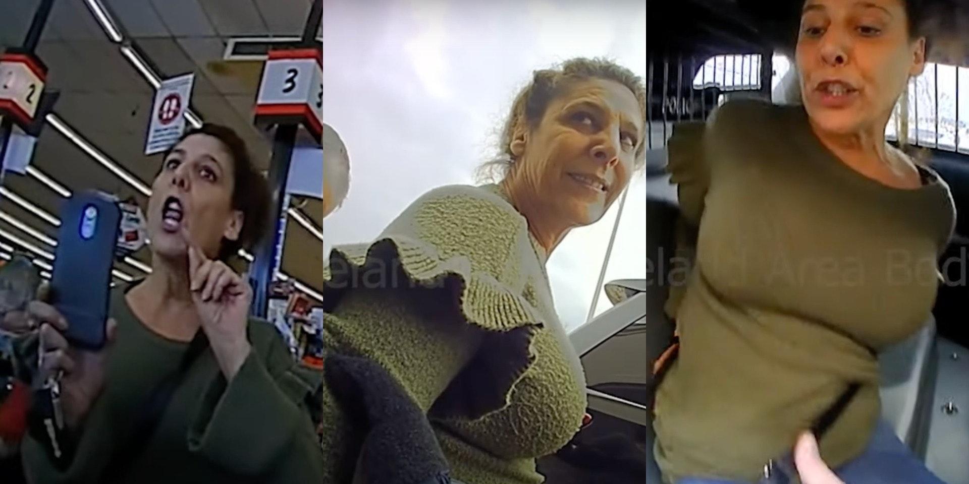Police arrest actual Karen in Cleveland