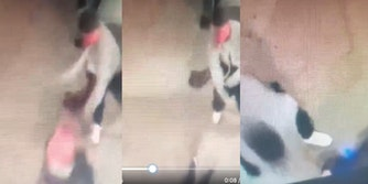 Footage shows attacker hitting a 56-year-old man at a NYC subway station