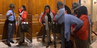 GA police arrest GA representative Park Cannon