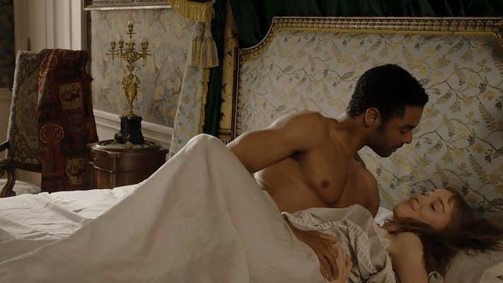 Sex of Netflix in Bridgerton