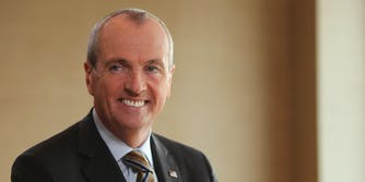 Phil Murphy announced this week that New Jersey had closed the state's homework gap.