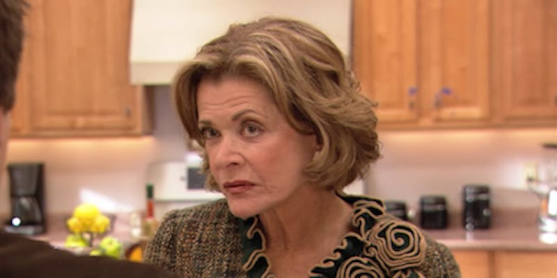 jessica walter in arrested development