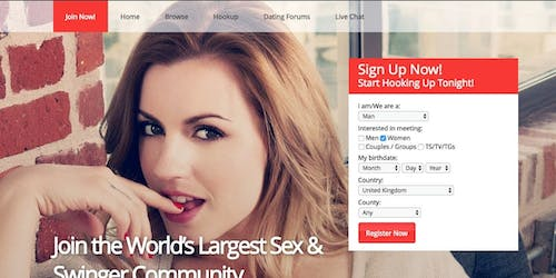Adult Friend Finder is one of the best swinger sites