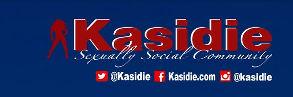 Kasidie logo for the sexually social community