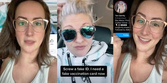 TikTok feud between former nurse and lactation specialist over COVID vaccines