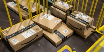 Amazon workers accuse company of trying to cover up potential death by suicide