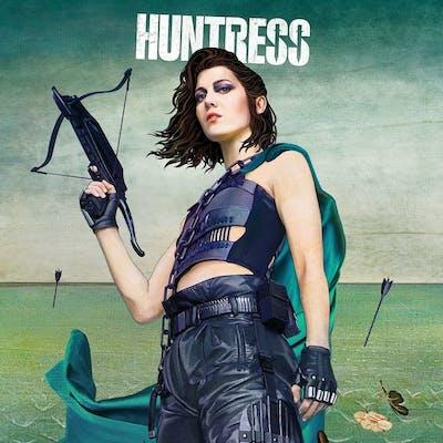 huntress dc