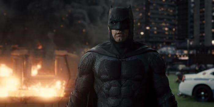 justice league batman