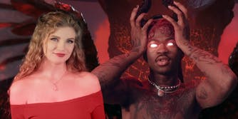lil nas x and kaitlyn bennett