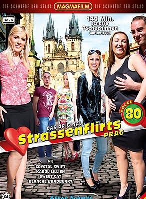 Poster for MagmaFilm's Strassenflirts 80 series.