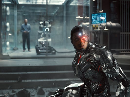 snyder cut cyborg