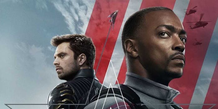 stream falcon and the winter soldier