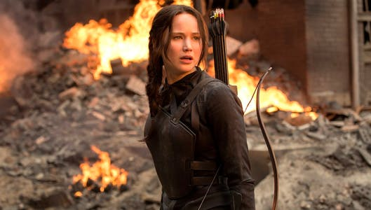 tubi tv - hunger games catching fire