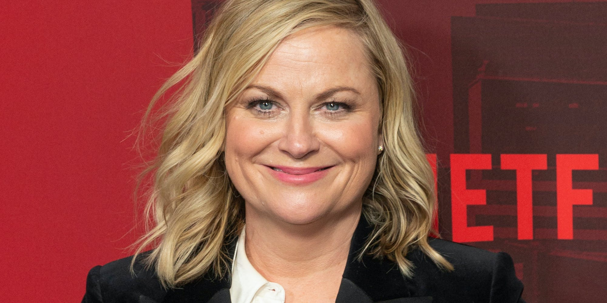 Amy Poehler attends Russian Doll TV show season premiere at Metrograph