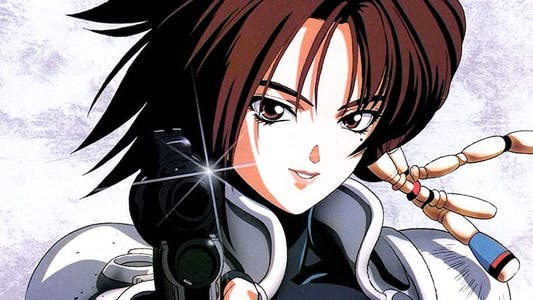 best anime on amazon - ira zeiram